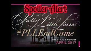 getlinkyoutube.com-Pretty Little Liars - Official Last 10 (7B) Episodes Spoilers !!! #PLLEndGame (7x11 - 7x20)
