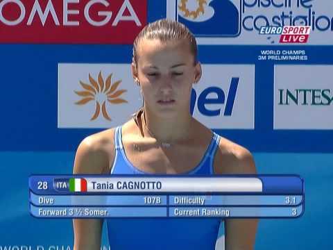 Roma09 Tania Cagnotto #1
