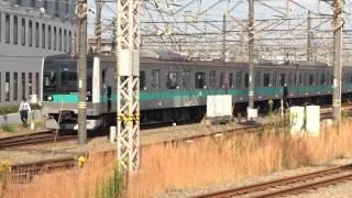 getlinkyoutube.com-小田急海老名駅に現れたJR東日本E233系2000番台