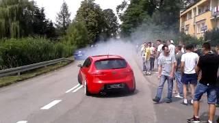 getlinkyoutube.com-VW Golf R36 CRAZY SOUND AND ACCELERATION