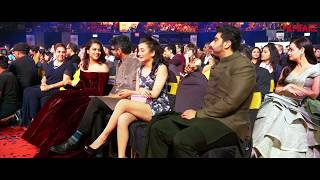 Front Row View Of The 63rd Jio Filmfare Awards 2018