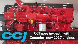 getlinkyoutube.com-CCJ goes in-depth with Cummins' new 2017 engines