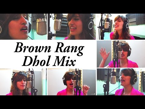 Brown Rang Dhol Mix (StudioUnplugged Ft Akasa Singh) Jai - Parthiv