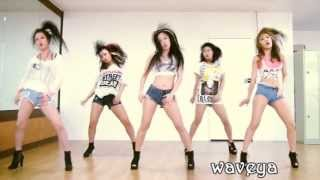 getlinkyoutube.com-4MINUTE What's Your Name? 포미닛 이름이 뭐예요 cover dance - Waveya 웨이브야