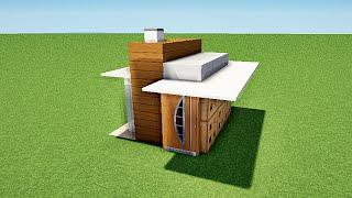 Comment Faire Une Chambre Moderne Minecraft - Maison Design - Isac.us