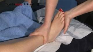 getlinkyoutube.com-Sports Massage - Ankle Sprain