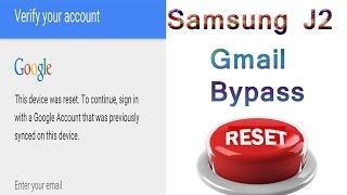 getlinkyoutube.com-Samsung Galaxy J2 Bypass any Android Google verify account Eazy