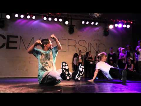 Bounce at Dance Makers | Dejan Tubic & Zack Venegas choreography