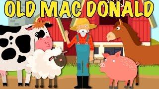 getlinkyoutube.com-Old Mac Donald Had a Farm and More Popular Nursery Rhymes Collection Canciones Populares para Niños
