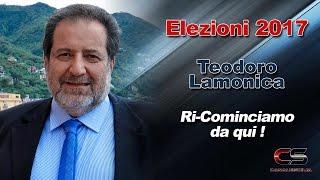 Gioiosa Marea - Teodoro Lamonica... Ri-Cominciamo da qui! - www.canalesicilia.it