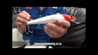 Williamson 180 speed pro deep: Tackle tips: south african fishing