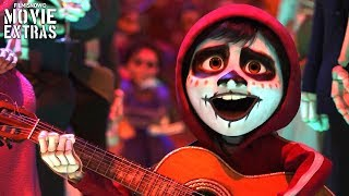 Coco release clip compilation & Final Trailer (2017)