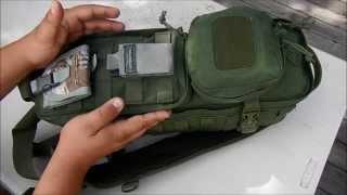 getlinkyoutube.com-Armageddon Response Bag (Survival Kit for Life's Crises)