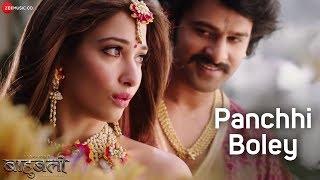 getlinkyoutube.com-Panchhi Boley | Baahubali - The  Beginning | Prabhas & Tamannaah | M.M. Kreem & Palak Muchhal