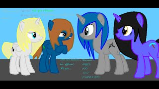 getlinkyoutube.com-20 Subs special!! {MLP Minecraft diaries speedpaint}