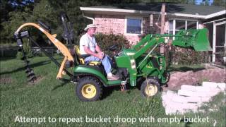 getlinkyoutube.com-1026R Bucket Droop Test