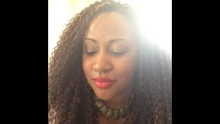 getlinkyoutube.com-Protective Style: Crochet Braiding with Brazilian Braid