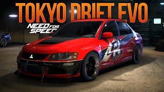 getlinkyoutube.com-Need for Speed 2015 TOKYO DRIFT EVO (Fast and Furious NFS Showcase)