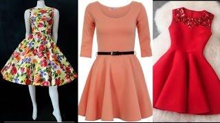 Veda 25 Molde vestido Godê  Alana Santos Blogger