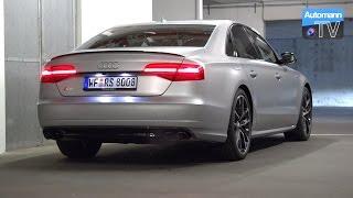 getlinkyoutube.com-2017 Audi S8 plus (605hp) - pure SOUND (60FPS)