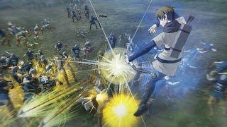 getlinkyoutube.com-Arslan: The Warriors of Legend Gameplay Footage