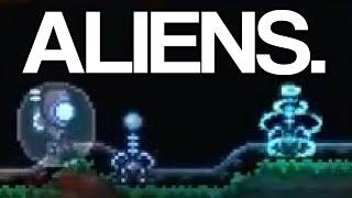 "getlinkyoutube.com-Terraria 1.3 - Alien Invasion Event ""Martian Madness"" + Steam Integration.  Terraria 1.3 Update"
