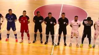 FUTSAL CHAMPION LEAGUE ARÉNA LUČENEC SLOVAKIA 2018 - FC Vytis Vilnius – Valletta F.C.