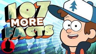 getlinkyoutube.com-107 MORE Facts About Gravity Falls! (ToonedUp #69) @ChannelFred