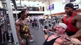 getlinkyoutube.com-Ulisses Jr Training Back with Simeon Panda & Bradley Martyn