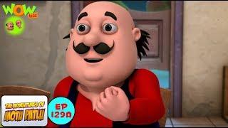 getlinkyoutube.com-John The Bodyguard - Motu Patlu in Hindi - 3D Animation Cartoon for Kids
