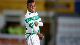 getlinkyoutube.com-Karamoko Dembele vs FC Barcelona - Celtic FC Wonderkid