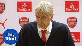 Wenger: We could not play with best assets against Chelsea - Daily Mail