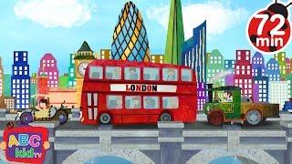 getlinkyoutube.com-London Bridge is Falling Down | + More Nursery Rhymes & Kids Songs - ABCkidTV