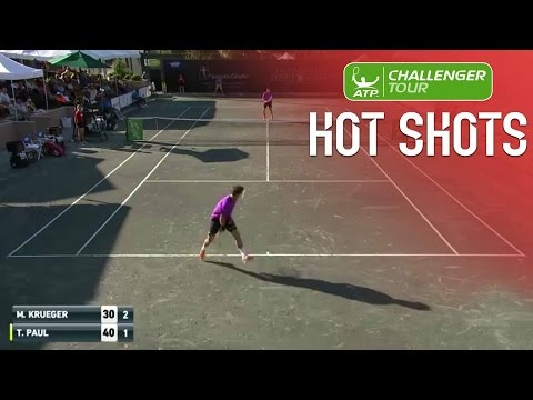 Tommy Paul Hot Shot Fest At Savannah Challenger 2017