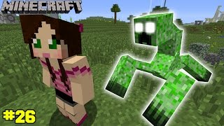 getlinkyoutube.com-Minecraft: MUTANT CREEPER CHALLENGE [EPS6] [26]