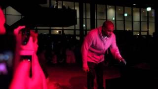 Kanye West - New Slaves live @ Design Miami/Basel