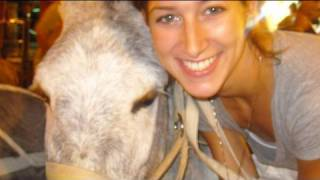 Girl BEFRIENDS A Donkey?! (10.09.09 - Day 162)