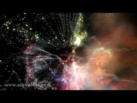 Space Stock Footage - HD Stock Video - The Heavens 03 clip 04