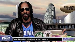 Snoop Dogg - GGN S5 EP #20 (George Clinton Part 1)