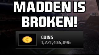 getlinkyoutube.com-Unlimited Coin Glitch Explaination- Madden Mobile