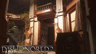 """Dishonored 2 - Ingyenes frissítés: """"New Game+"""" mód"""