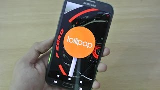 How To Update Galaxy Note 2 On Android 5.1.1 Lollipop CM12.1 HD