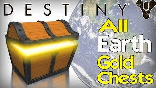 getlinkyoutube.com-Destiny: All 5 Gold Chest Locations on Earth (Unlocks New Vehicle!)