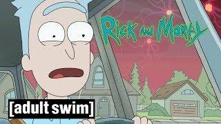 Inside 'The Rickshank Redemption'   Rick And Morty   Season 3   Adult Swim