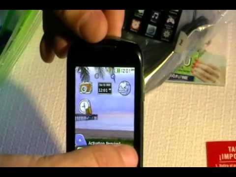 Tracfone LG800G  Unboxing (LG 800G)