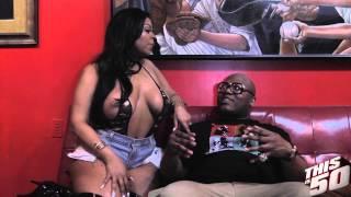 getlinkyoutube.com-Lena Chase Talks Sex; Guys She is Into; Funny 50 Cent Story