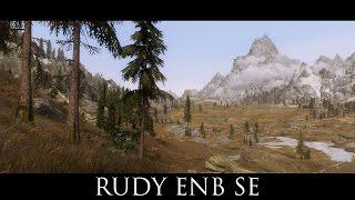 getlinkyoutube.com-Skyrim SE Mods: Rudy ENB SE for Vivid Weathers
