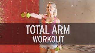 getlinkyoutube.com-Total Arm Workout