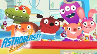 Astroblast, Kids Songs: Astroblast Theme Song | Sprout