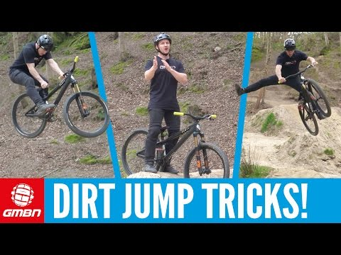 8 Beginner Dirt Jump Tricks To Master | Mountain Bike Skills